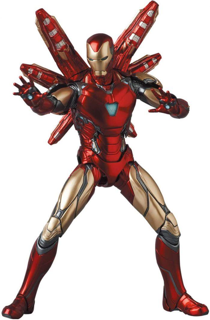 Avengers: Endgame - MAFEX Iron Man Mark 85