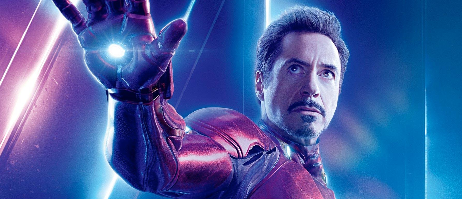 Iron Man's sacrifice in Endgame