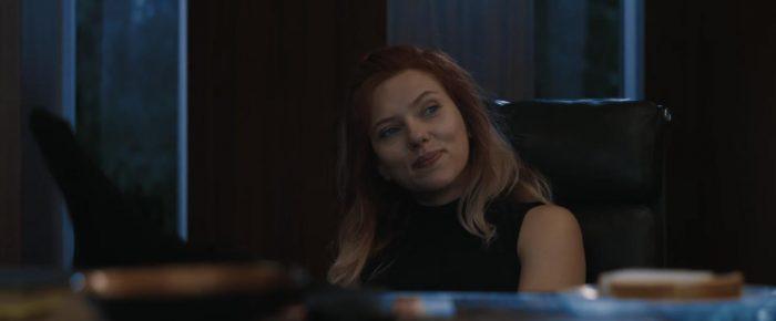 Avengers Endgame - Scarlett Johansson as Black Widow