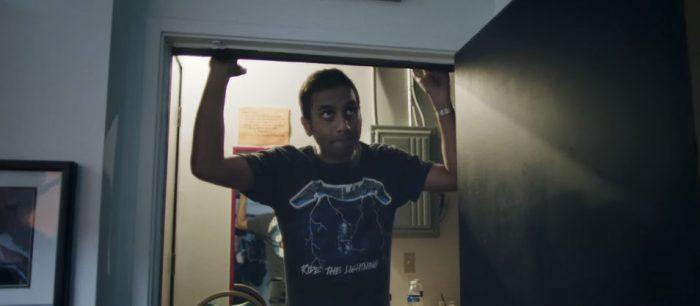 Watch a Teaser for Aziz Ansari