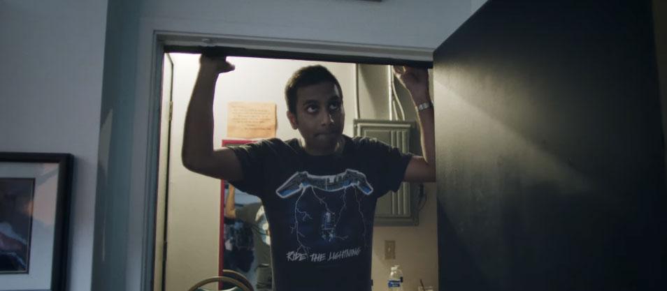 Watch a Teaser for Aziz Ansari's New Netflix Comedy Special, Directed by Spike Jonze