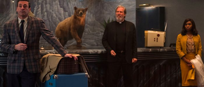 bad times at the el royale featurette