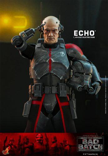 The Bad Batch - Echo Hot Toys Figure
