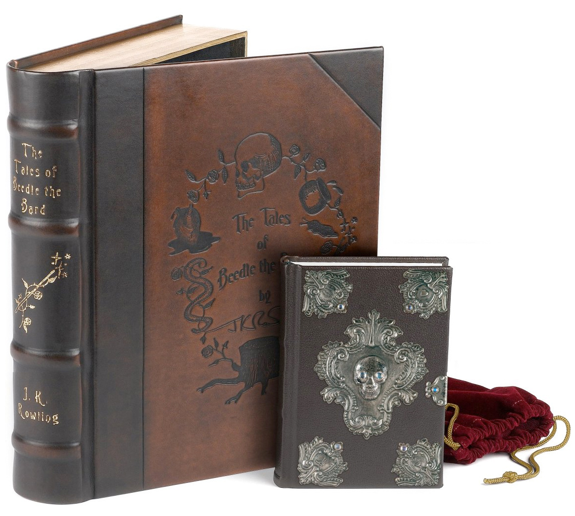 the tales of beedle the bard standard edition harry potter
