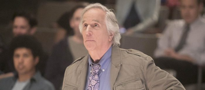The French Dispatch Cast - Henry Winkler
