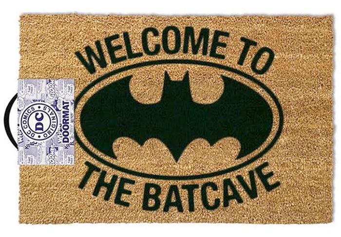 Batman Welcome Mat
