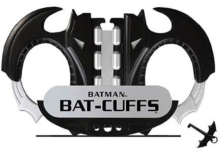 Bat Cuffs Replica