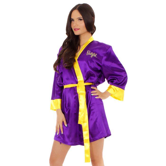 Batgirl Robe