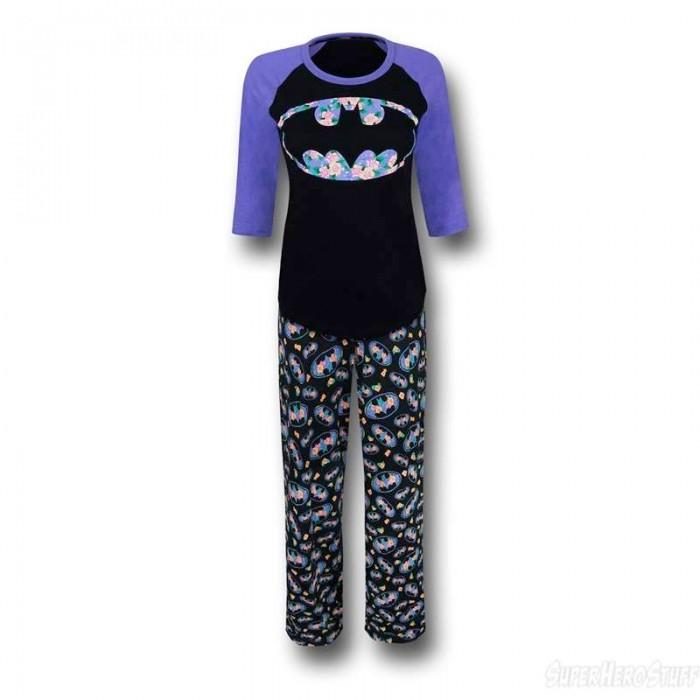 batgirl-pajamas