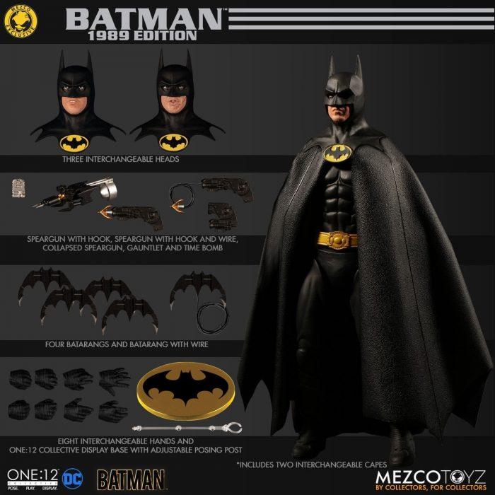 Batman 1989 - Mezco Toyz One:12 Collective Figure