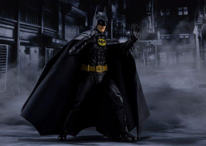 SH Figuarts 1989 Batman Action Figure
