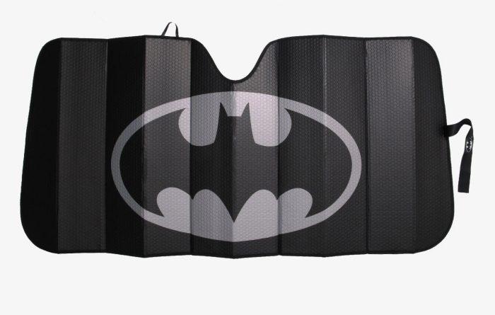 Batman Accordion Sunshade