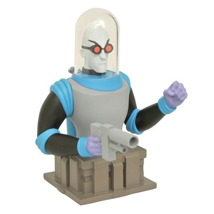Batman The Animated Series - Mr. Freeze Bust