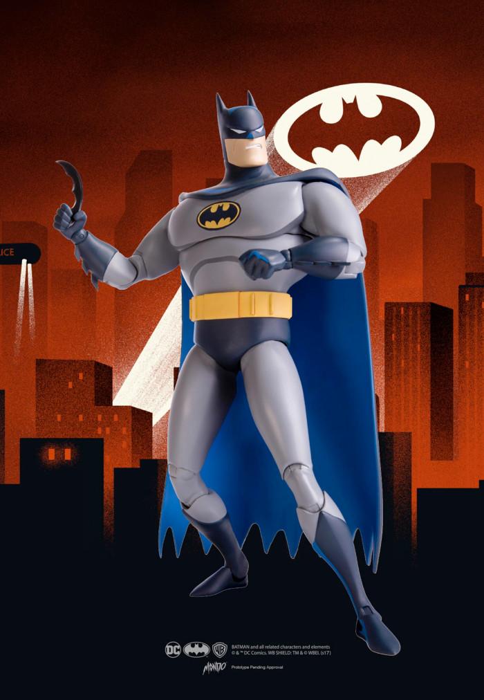 Batman The Animated Series Mondo Figure