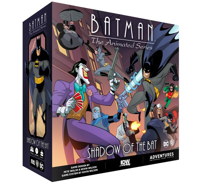 Batman: The Animated Series - Shadow of the Bat Game