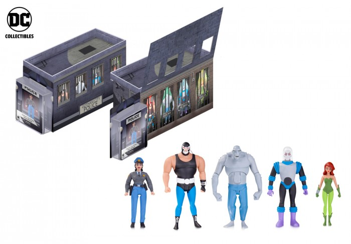 Batman: The Animated Series Villains Pack