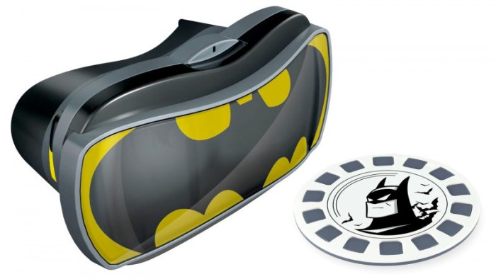 Batman The Animated Series VR Viewmaster