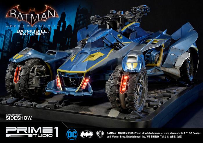 Batman Arkham Knight - Batmobile 1970 Skin Diorama