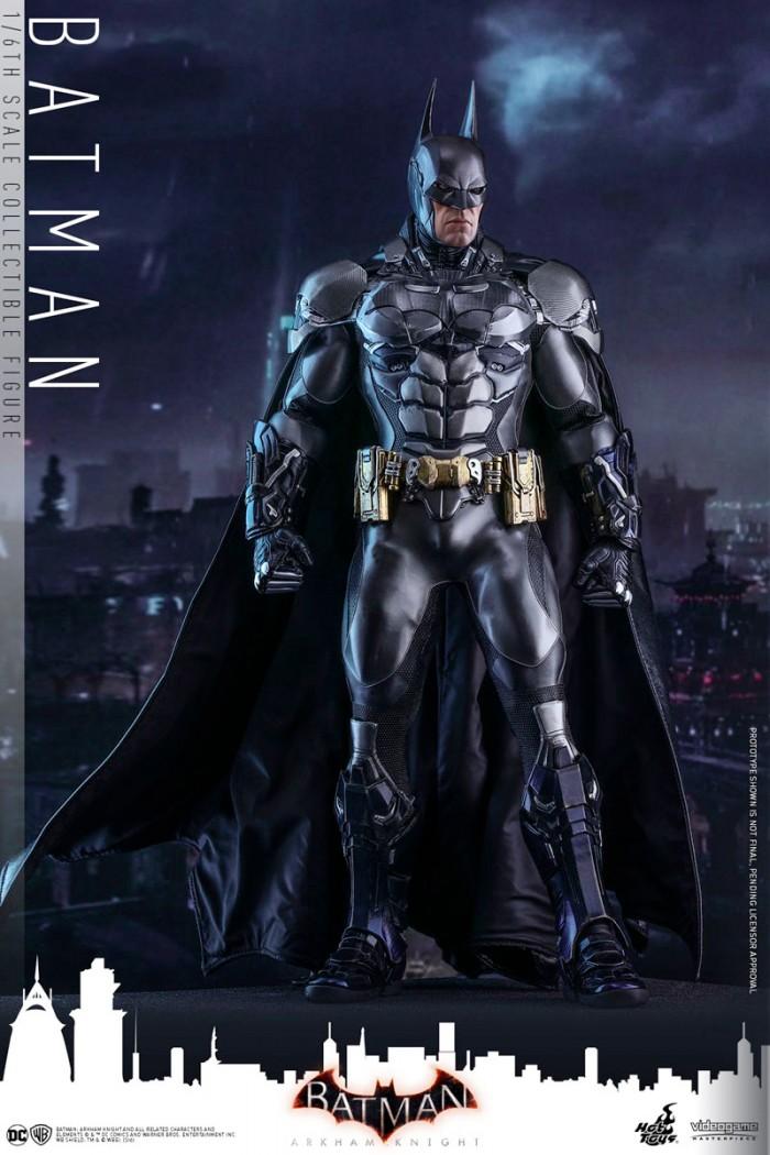 Batman: Arkham Knight Hot Toys Figure