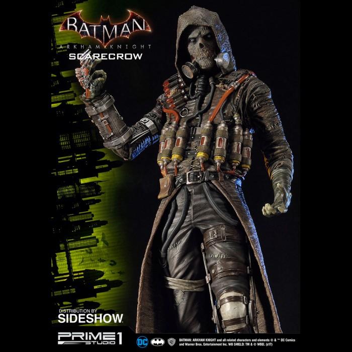 Batman Arkham Knight - Scarecrow Statue