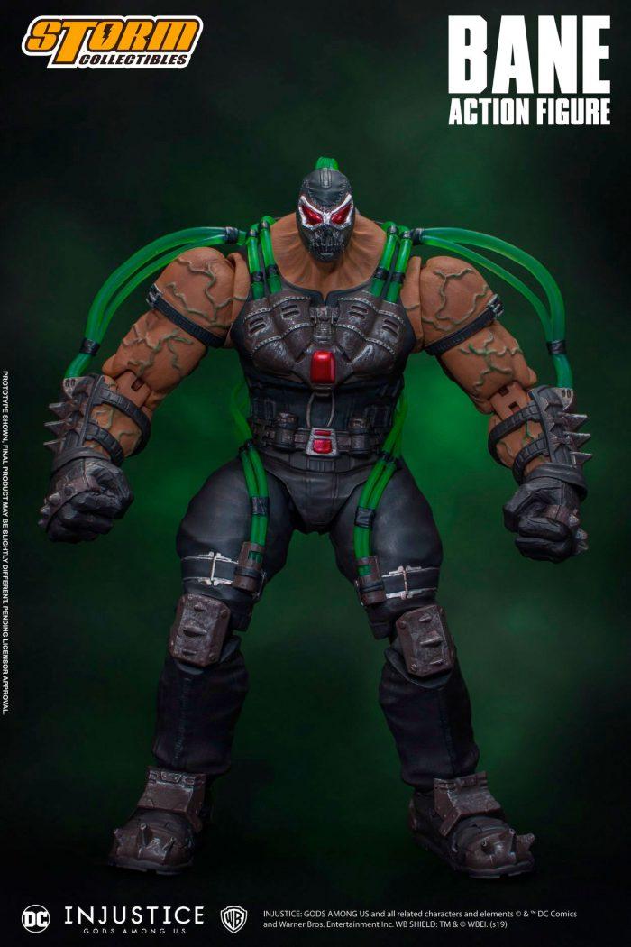 Bane - Injustice 2 Prime 1 Studio Statue