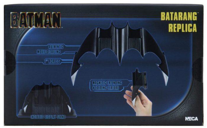 1989 Batman Batarang Prop Replica