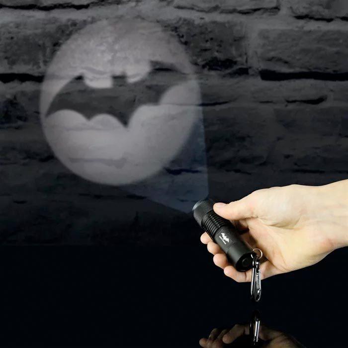 Bat Signal Flashlight