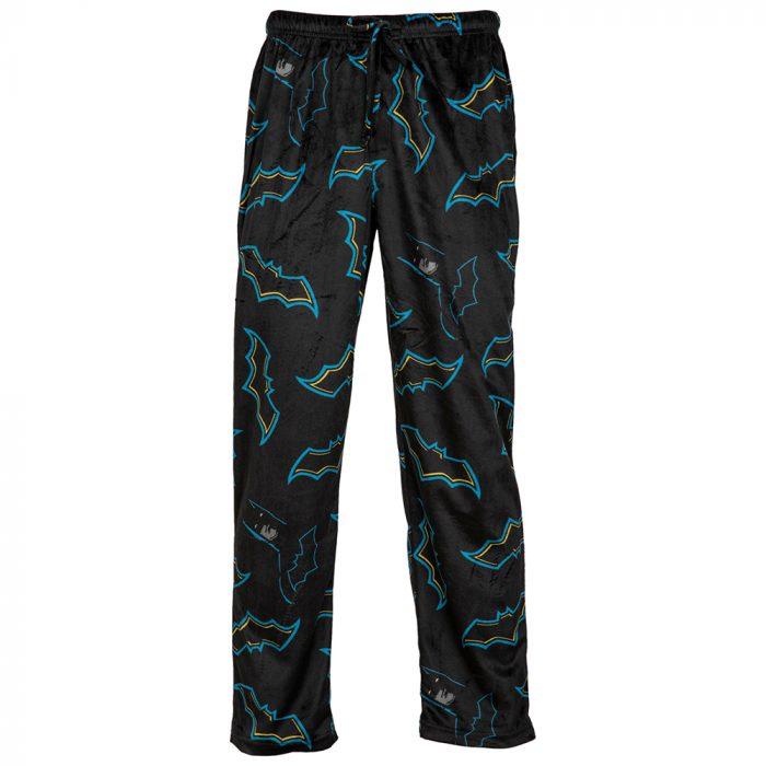 Batman Fleece Pants