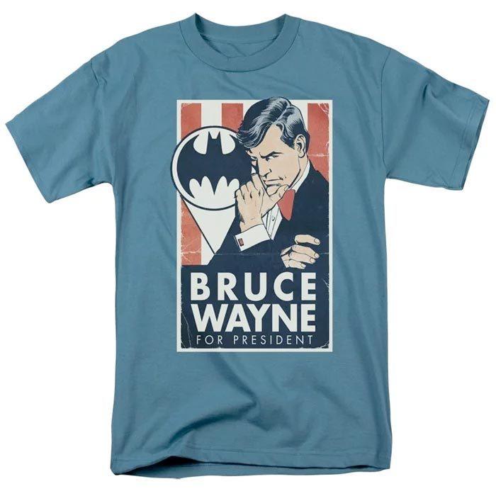 Bruce Wayne for President Shirt