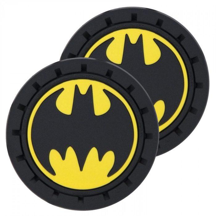 Batman Car Coasters