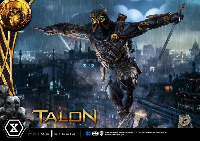 Batman: Court of Owls - Talon Statue