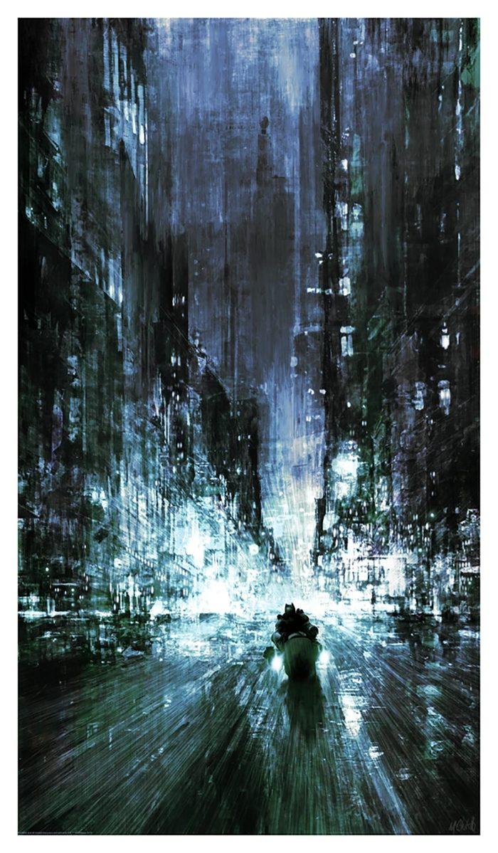 The Dark Knight - Batpod - Mark Chilcott