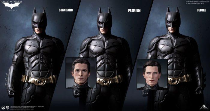 The Dark Knight Statue - Queen Studio