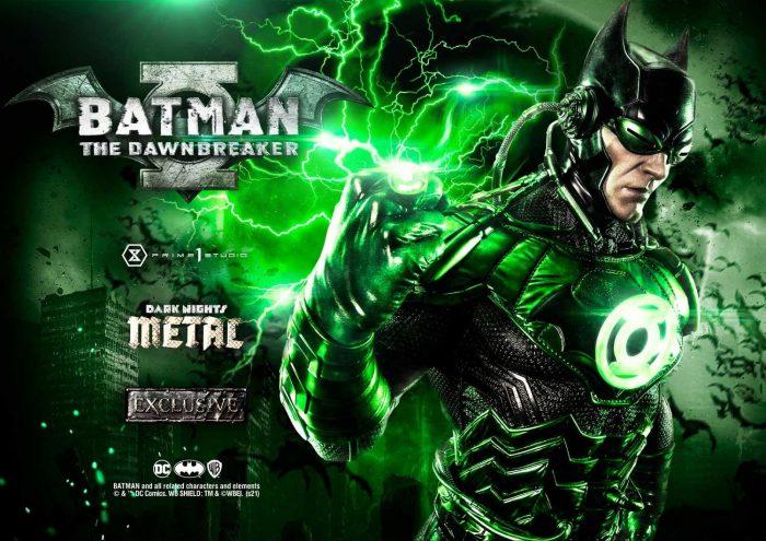 Batman: The Dawnbreaker Statue