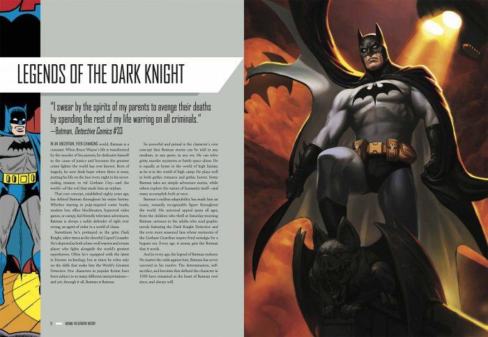Batman: The Definitive History