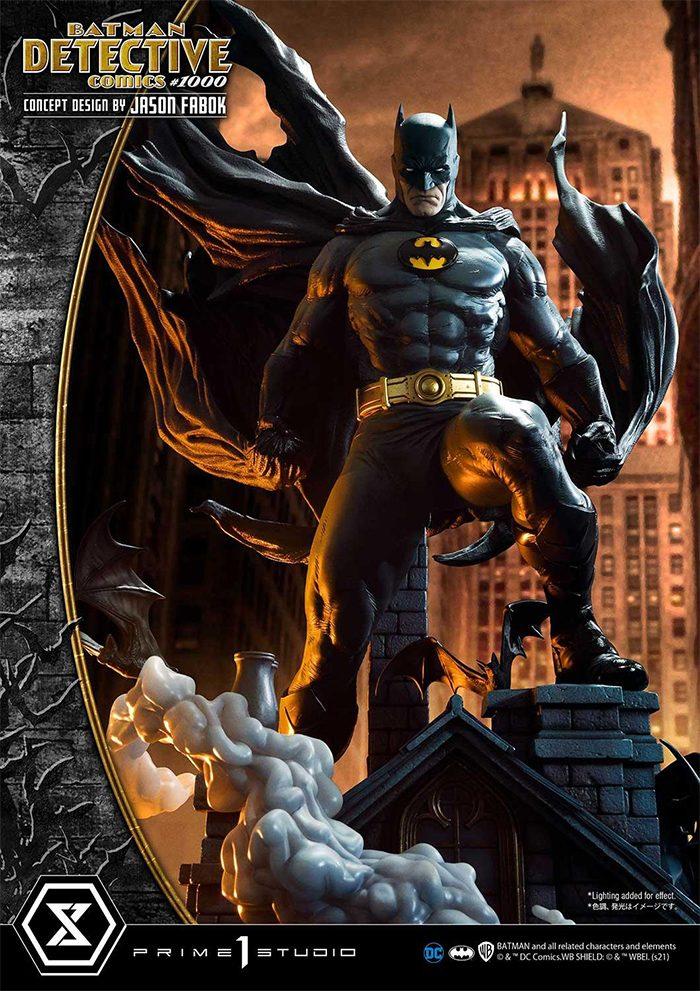 Batman - Detective Comics #1000 Statue