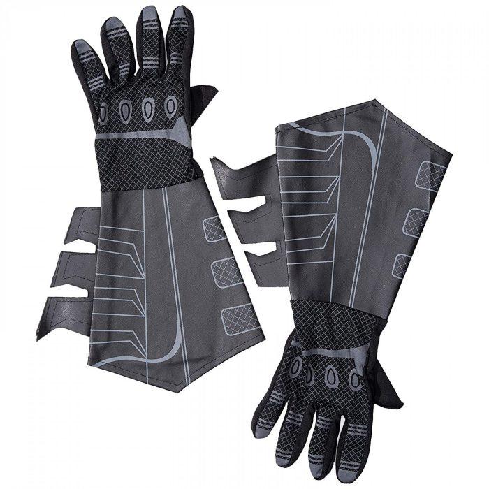 Batman Adult Costume Gloves