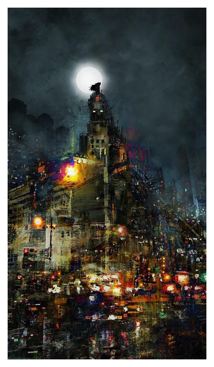 Batman - Gotham - Mark Chilcott