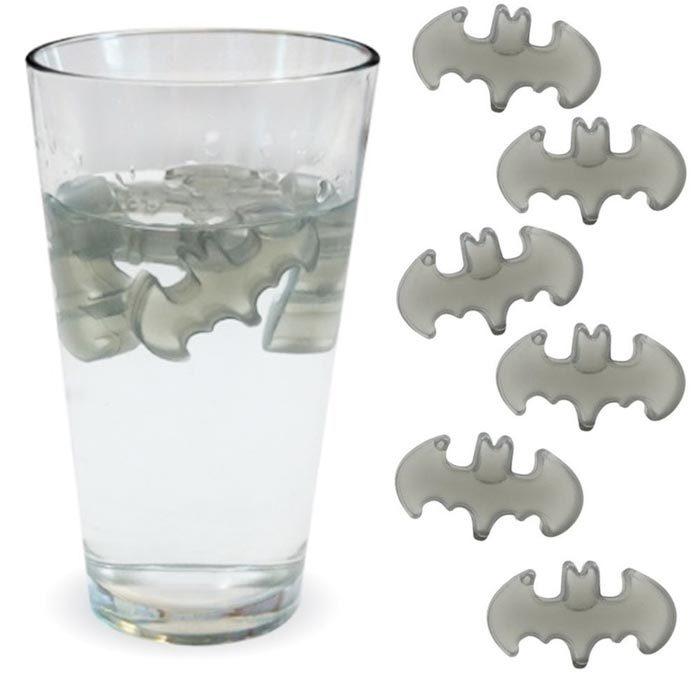 Batman Reusable Ice Cubes