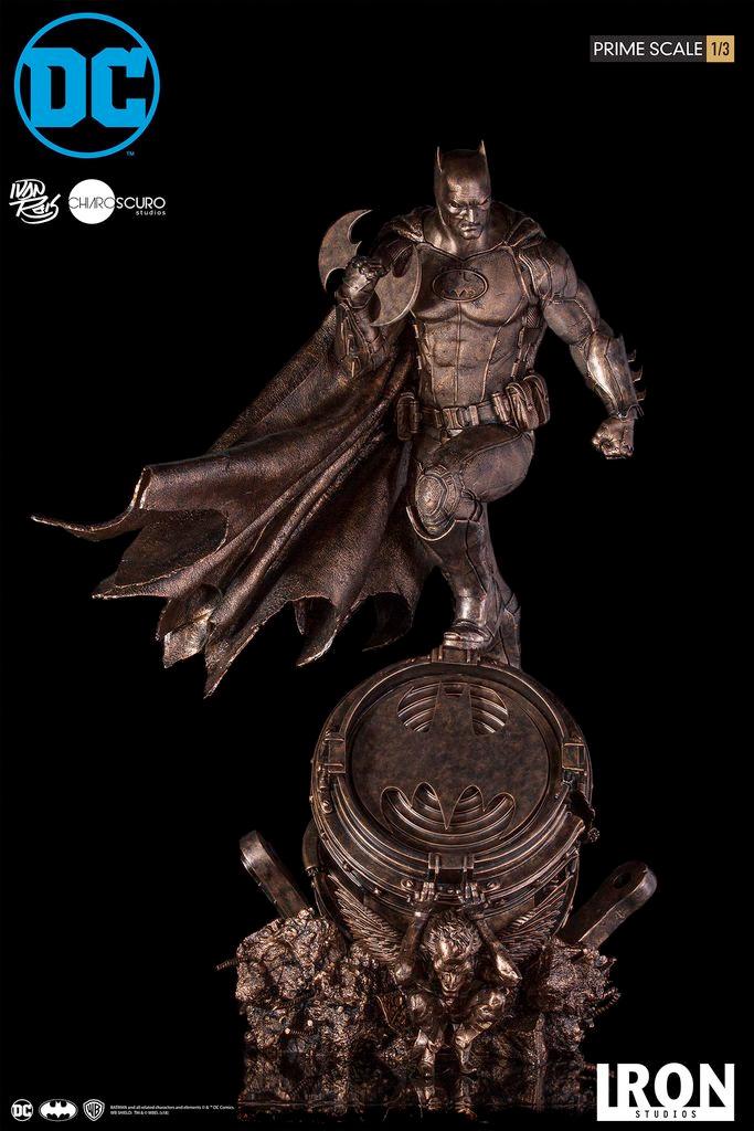 Batman Bronze Statue