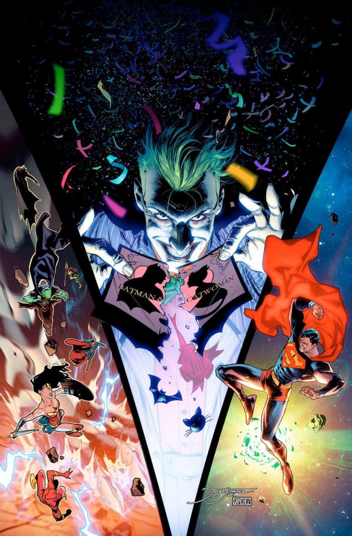 The Joker - One-Shot Wedding