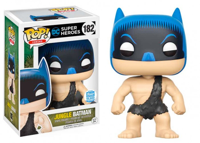 Jungle Batman Funko POP