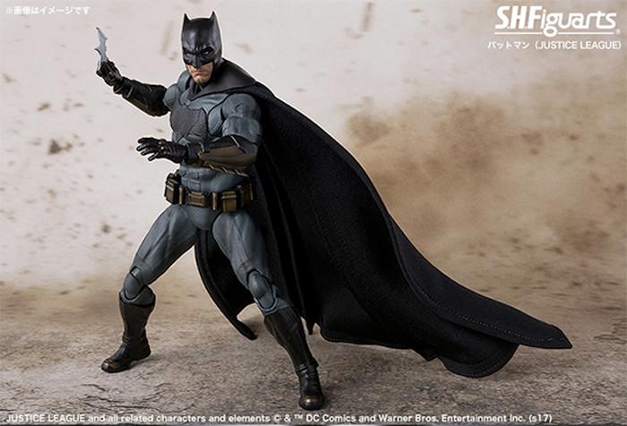 Justice League - Batman SH Figuarts Figure