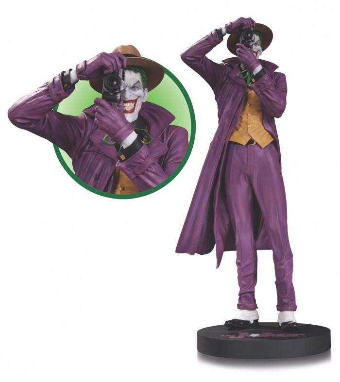 Batman The Killing Joke Joker Statue