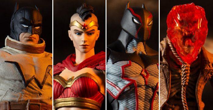 Batman: Last Knight on Earth - McFarlane Toys Figures