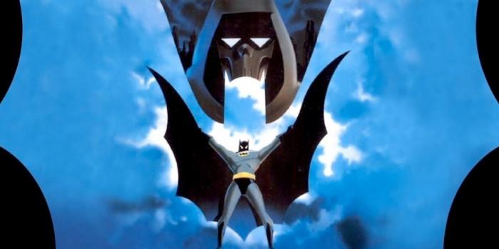 Batman Mask of the Phantasm Blu-ray