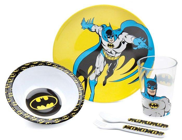 Batman Meal Set