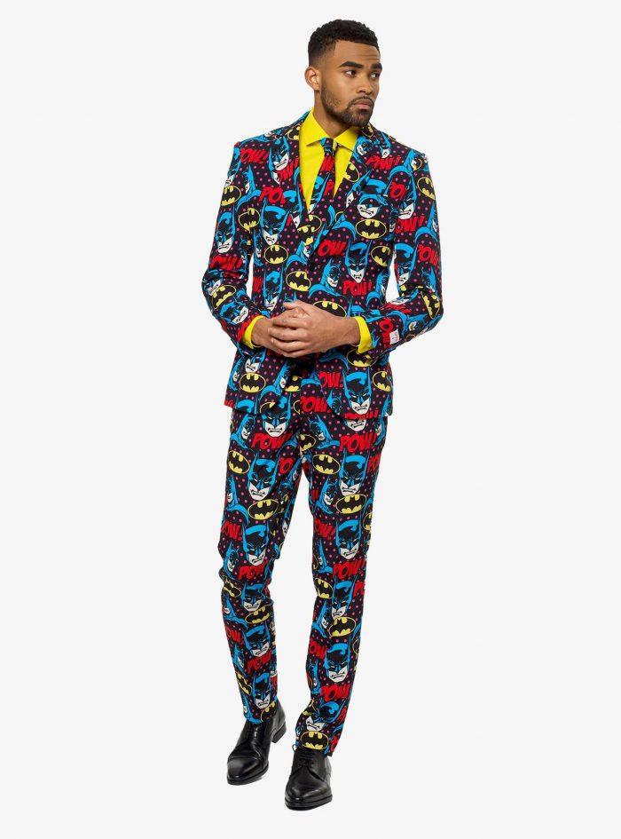 Batman Men's Suit