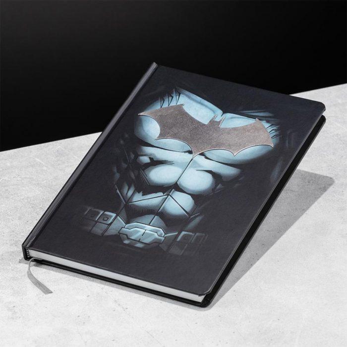 Batman Metal Cover Notebook