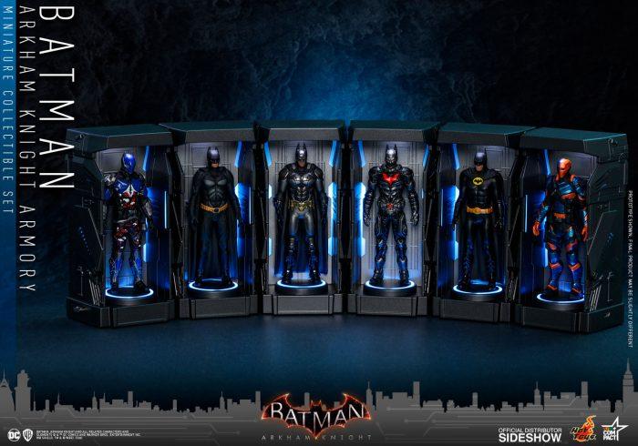 Batman Mini-Armory
